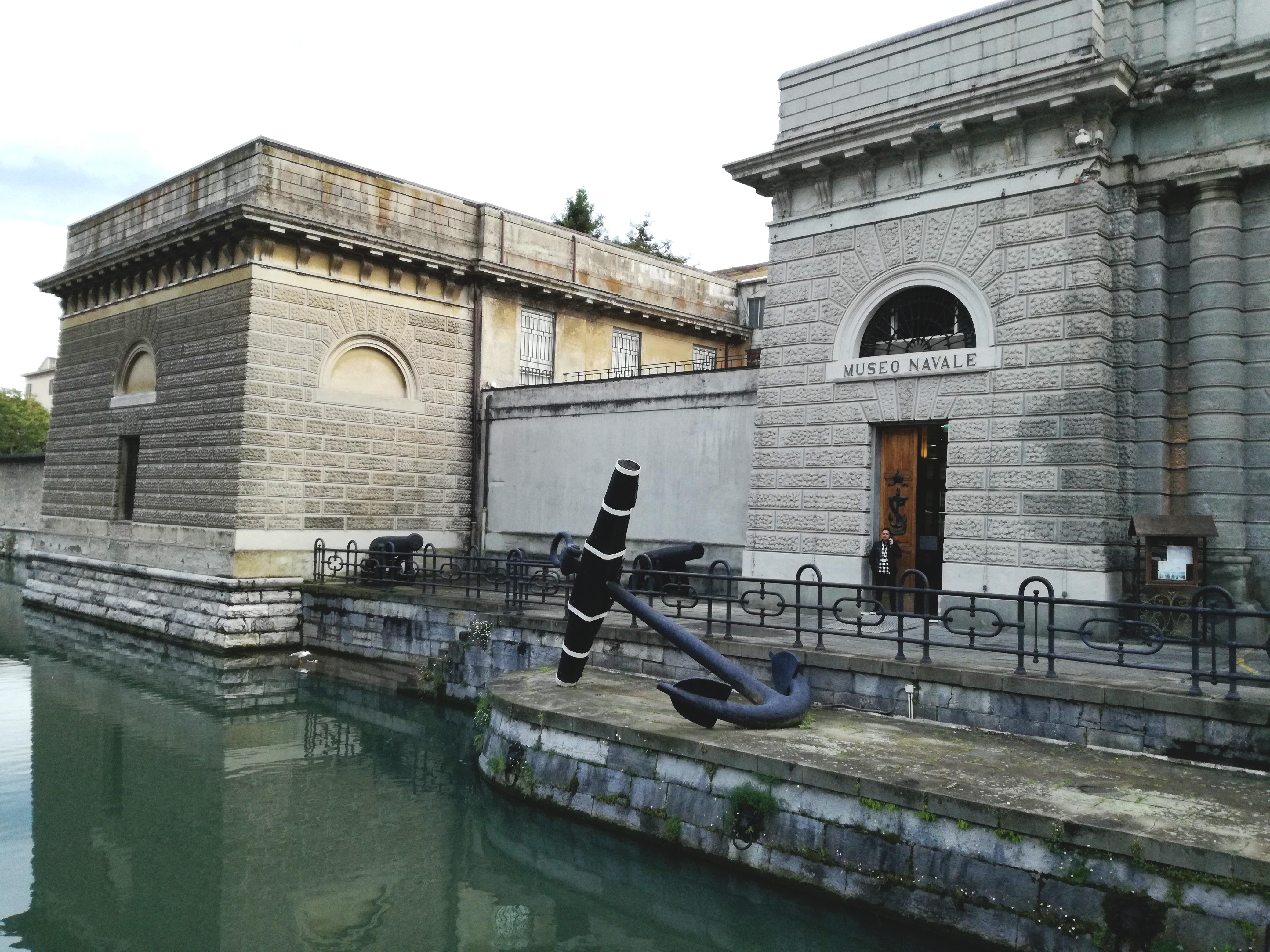 LA SPEZIA: MUSEO TECNICO NAVALE