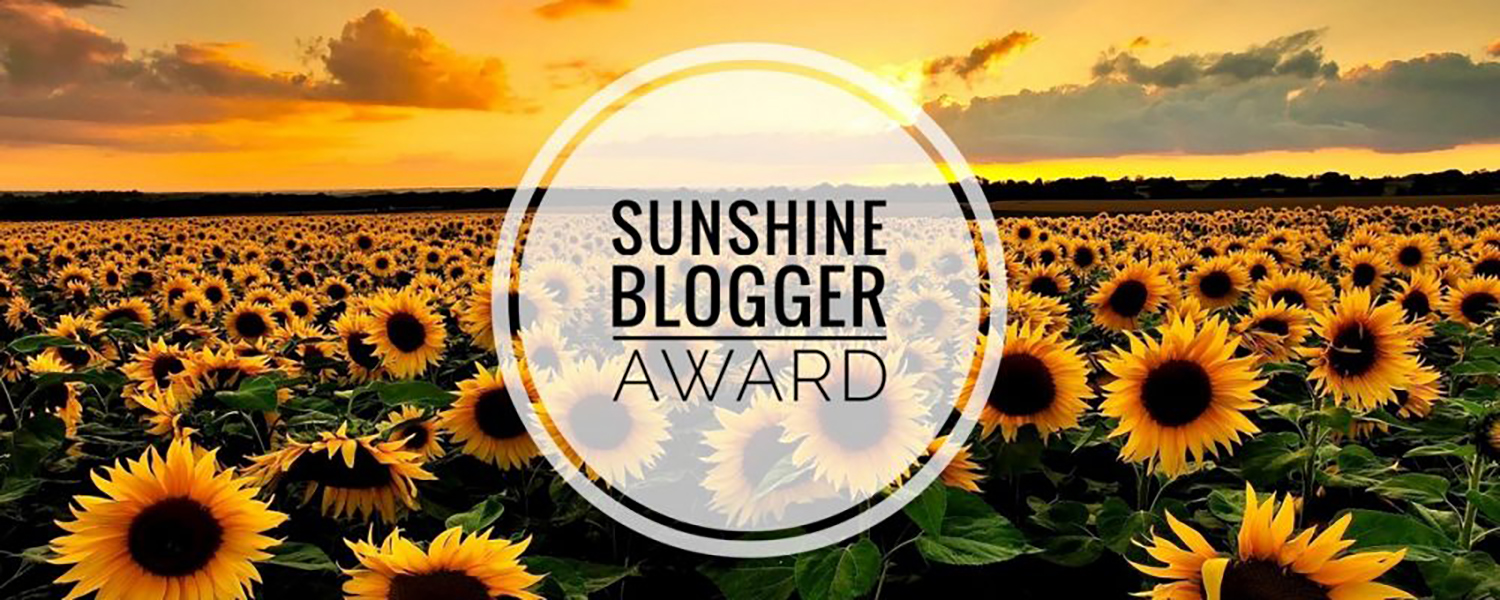 SUNSHINE BLOGGER AWARD: IL PREMIO VIRTUALE TRA BLOGGER