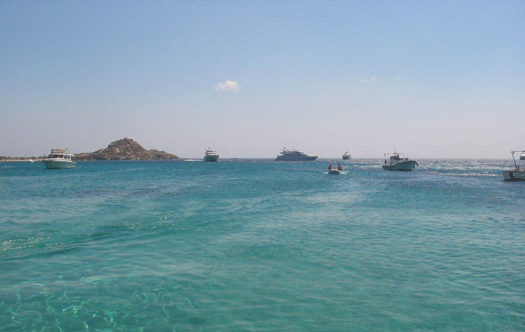 Taxi boat - Mykonos