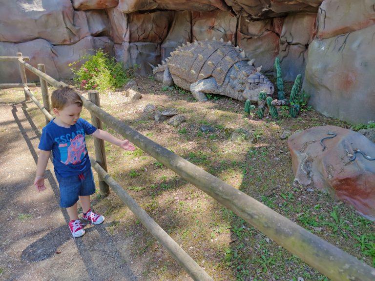 Il Parco Preistorico di Peccioli: un'area tematica per tutta la famiglia